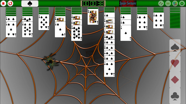 Touch Spider Soritaire FVD