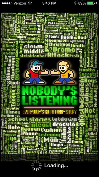Nobody's Listening Podcast