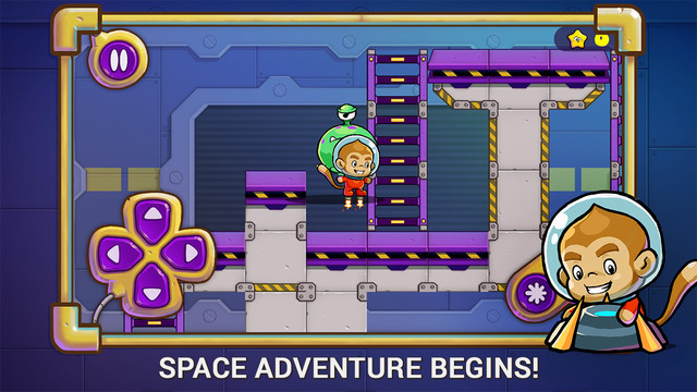 Treasure Runner - Space Adventure PRO