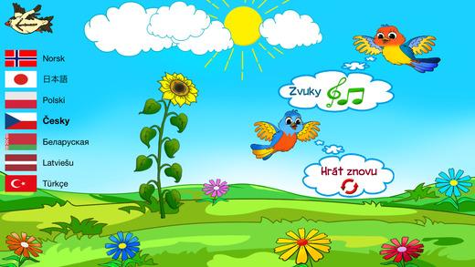 Veselá zvířátka pro děti - vzdělávací hra pro děti