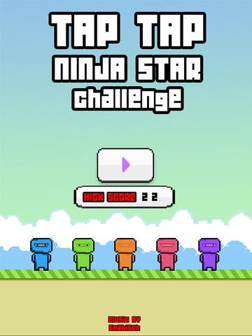 Tap Tap Ninja Challenge