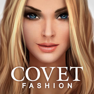 Covet Fashion Real - Magazine cover