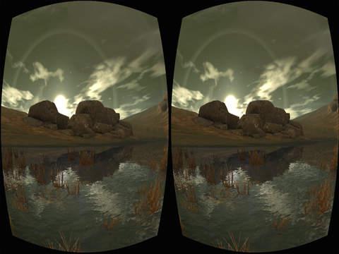 冒险类VR游戏《Orinthalian》