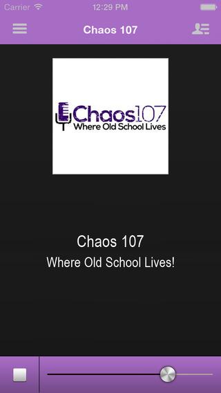 Chaos 107