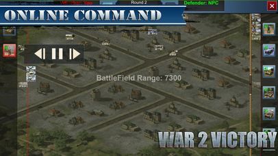 Screenshots of War 2 Victory for iPhone