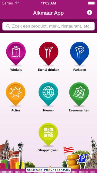 Alkmaar App