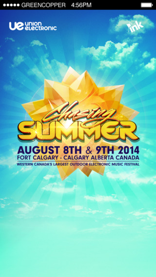 Chasing Summer Electronic Music Festival 2014