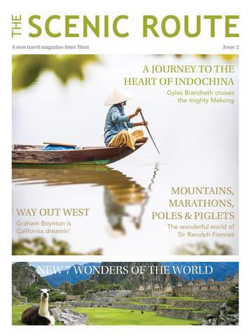 Titan - The Scenic Route - issue 2
