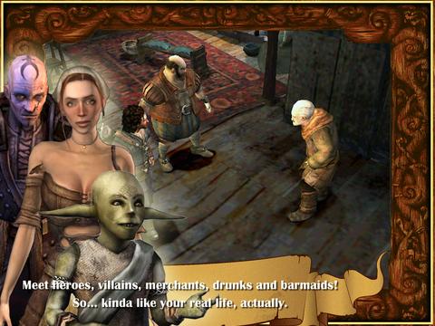 Screenshot #2 for The Bard's Tale