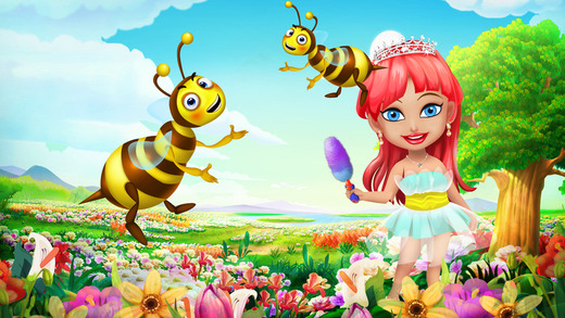 Princess Beekeepers - Care Dress for Bees