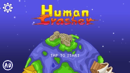 Human Crasher : The earth invader