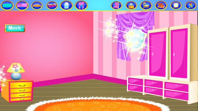 Baby room decorating app app Room makeover app