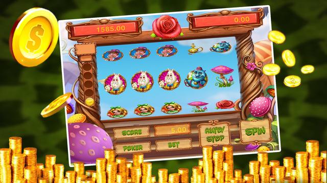 Fairy Magician Slots - Free Vegas Casino Simulator with Big Win Mega Coins