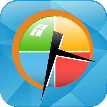 Easy time zones meeting planner - TimePal FREE LOGO-APP點子