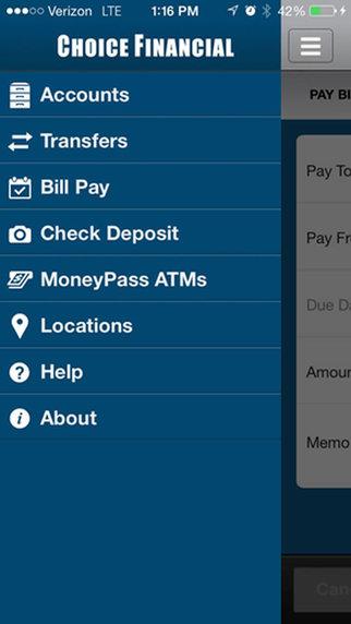 Choice Financial Mobile