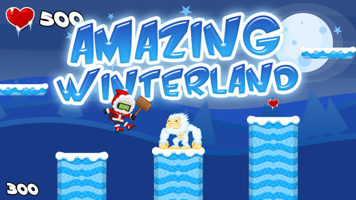 Amazing Winterland – Merry Christmas Snow Run