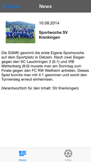 SG Mettingen-Krenkingen