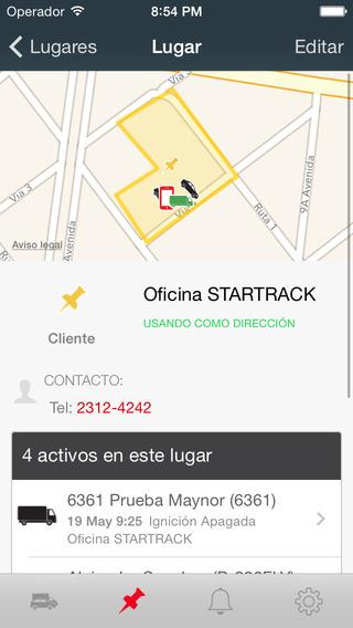 Startrack GPS, control y rastreo de vehículos, celulares, tanques y cuartos fríos en Guatemala, El Salvador y Honduras