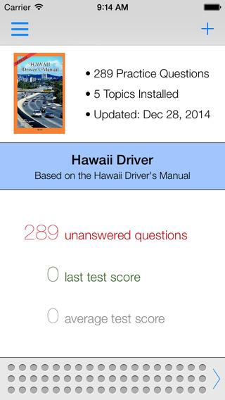Hawaii DMV Test Prep