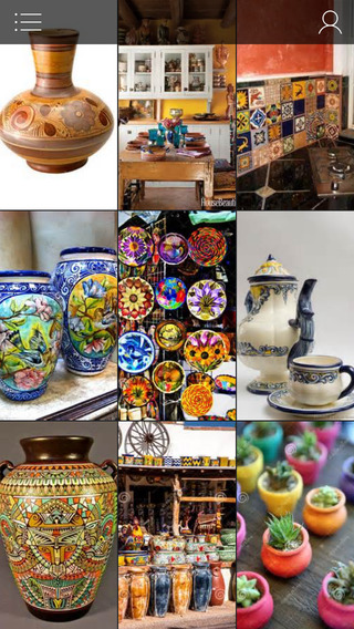 Pottery Designs HD PRO - Wallpapers of Creative Antique Potteries Patterns Designs