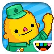 休闲游戏 – Toca Life: Town [iOS]