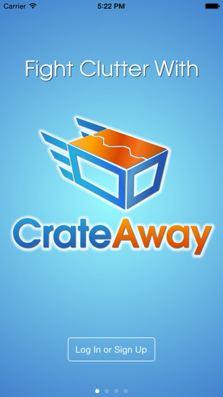 CrateAway - Storage with Pickup Delivery