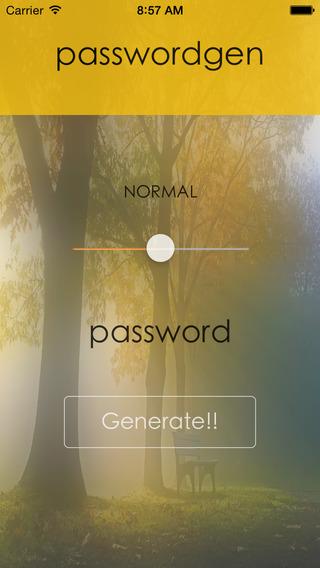 PasswordGen.