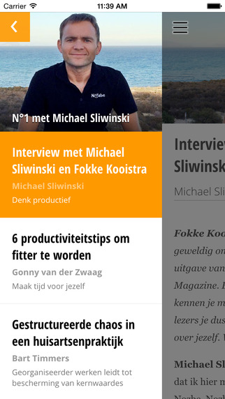 Productive Magazine Nederland