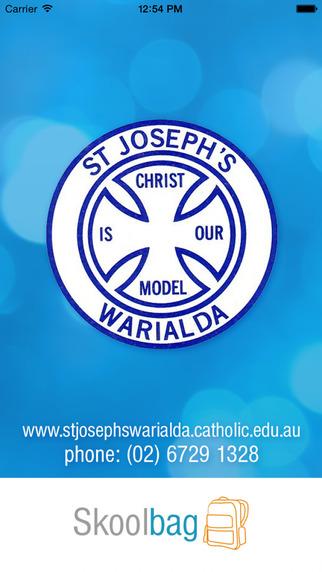 St Joseph's Warialda - Skoolbag
