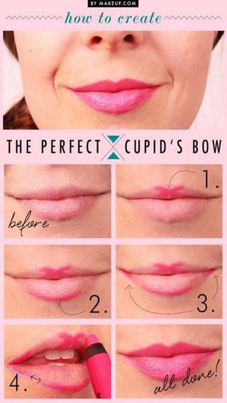 Lipstick Step By Step