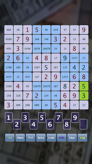 Sudoku mini for iPad