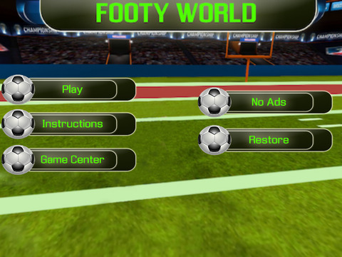 Footy World HD