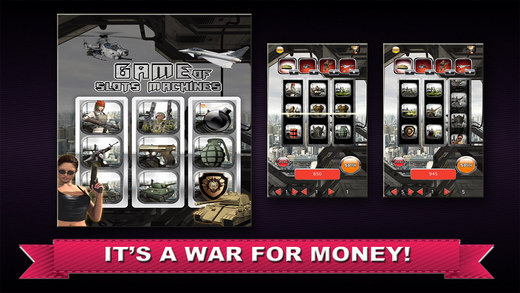 Aaaaah Game of War Slot-s Machines Rich Gangster Party Casino Pro