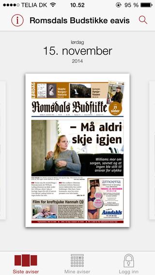 Romsdals Budstikke eavis