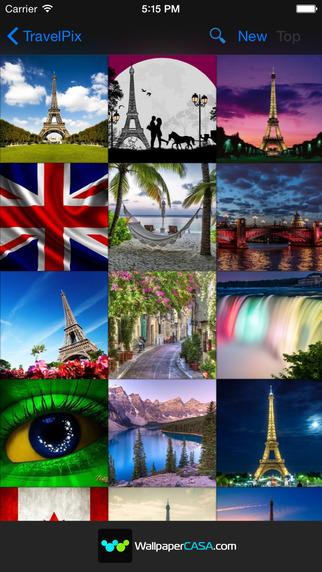 TravelPix HD