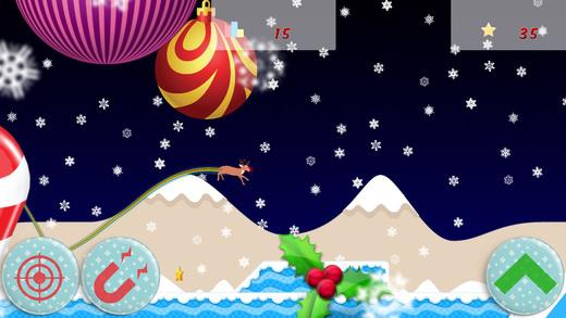 Frozen Rudolph Reindeer Dash