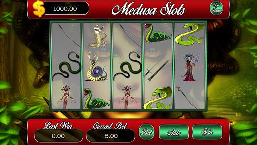 AAA Adventure of Medusa's Free Slots - Blitz of Lucky 777 Golden Bonanza Game