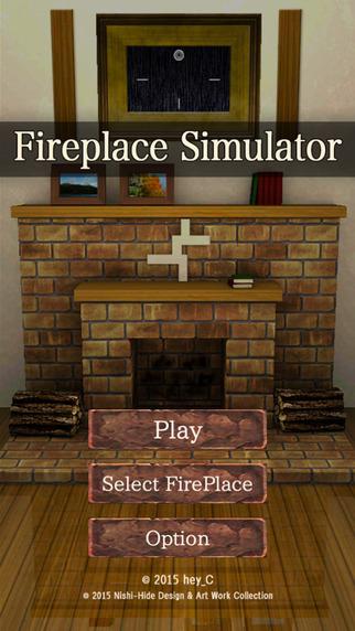 Fireplace Simulator