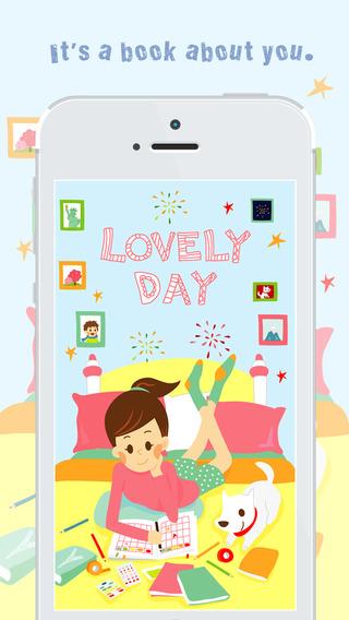 Lovely Day - Calendar for girls friends