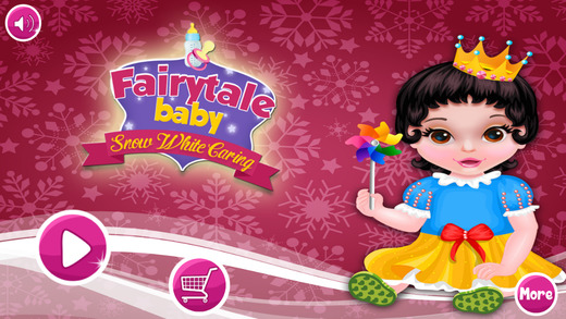 Baby Care Dress up Game