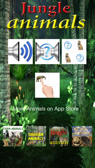 Jungle animals Free