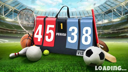 Scoreboard Free Version