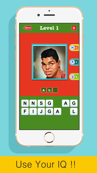 Absolute Guess Who Is that celeb ~ A photopuzzle quizgame about celebrities name