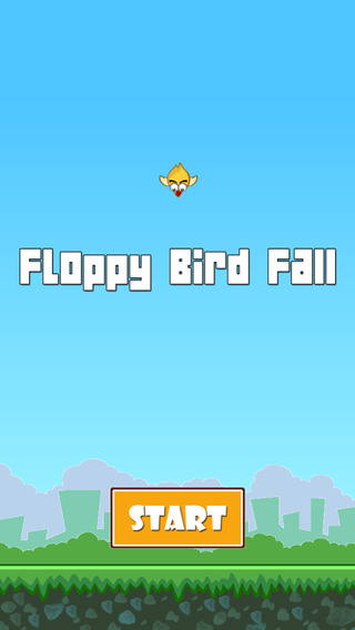 Floppy Bird Fall