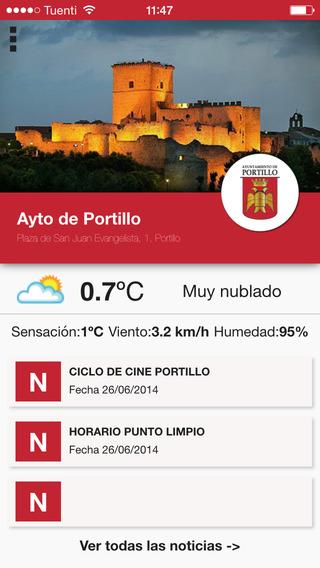 Ayuntamiento de Portillo