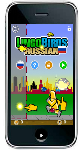 LingoBirds : Russian