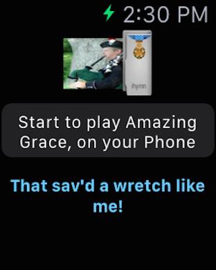ihymn Amazing Grace iPhone Screenshot 10