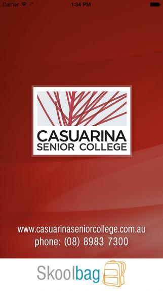 Casuarina Senior College - Skoolbag