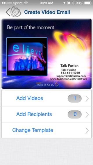Talk Fusion On The Go