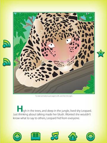 Leopard Wants To Be A Monkey